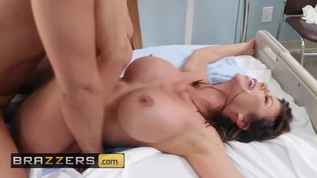 Free painful anal porn videos Brazzers - hot milf nurse alexis fawx fucks the pain away