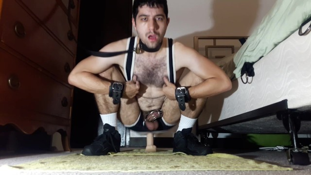 Fetish gay sex free - Ass to mouth training, level 3 -- free preview
