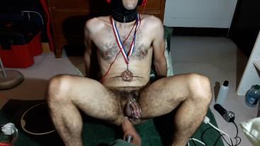 Prize-Winning Mind Control Pig