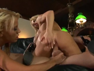 Ayumi kimis incredible threesome with 2 hot blondie sluts!, threesome blowjob hardcore cumshot facia