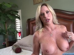 A Creampie for Step Mother with Jodi West