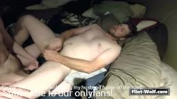 szorstkie pieprzenie mojego męża w sypialni [Onlyfans.com/Flint-Wolf]