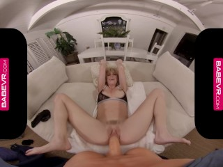 BaBeVR.com Big Titted MILF Serene Siren Feels So Horny Tonight