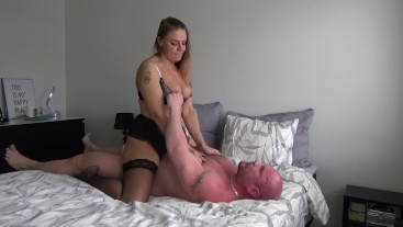 Having 100% Real Sex in our bedroom (Cam 2) -Jan Hammer