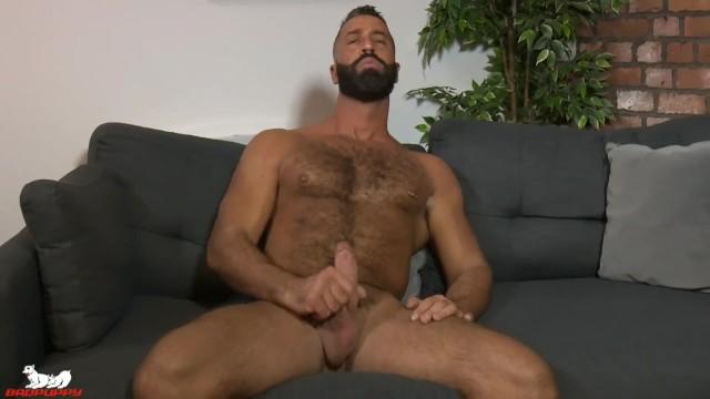 puppy spelen Gay Porn
