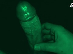 Night Vision Semen Emission