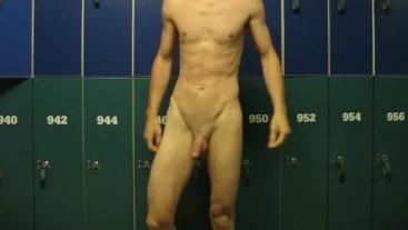 naked boy in SPA WELLNESS SAUNA