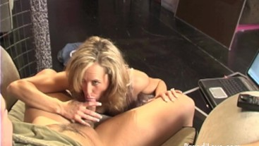 Brandi Love gives handjob to a loyal fan and fulfills his fantasy