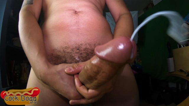 Guy Jerking Beautiful Dick With Both Hands Pornhub Com