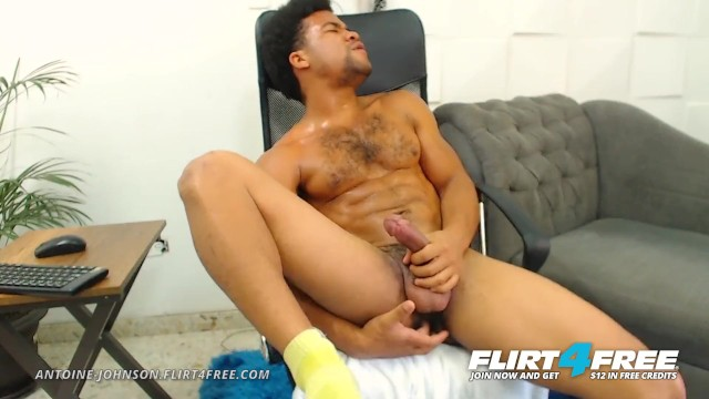 Free gay men big cocks underware hairy studs fucking - Antoine johnson on flirt4free - muscle worship big uncut cocked latino stud