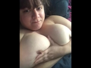 Fun with my tits :)