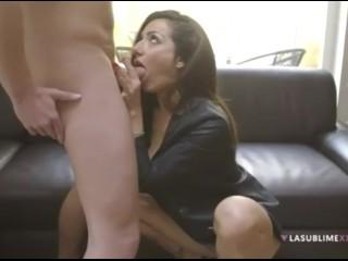 Crying Fetish Priscilla Salerno Loves Give Blowjobs - Deepthroat Lesson, Big Dick Big Tits