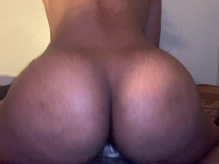 Brother on brother porn twerking her fat ass with a dick in her, dick riding best ride ever big booty