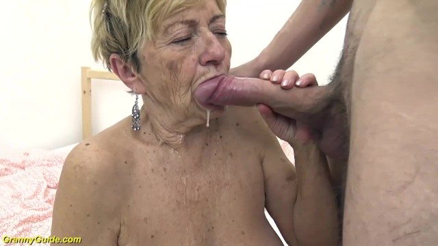 Sex guide for delhi Hairy 90 years old granny banged by her toyboy