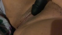 Quick Chubby Pussy Toying