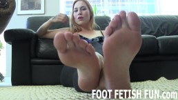 Femdom Foot Fetish And Feet Worshiping Videos