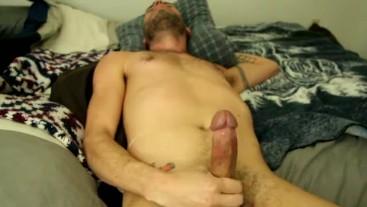 Andy Tate's Big Cock cumshot compilation