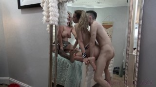 New Year's Eve Swingers Bang Party | Mr. Jones's Foursome