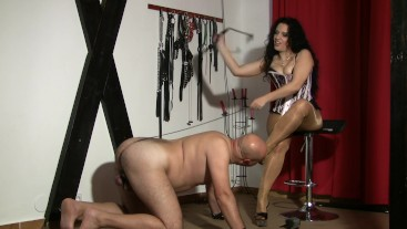 CBT - Cock and ball torture