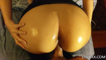 Sexy Latina GF gets fucked doggystyle & creampied!   POV HD   lnlxxx