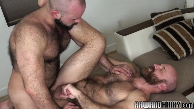 Rose anal hairy muscle bears fucking bareback snow adventures