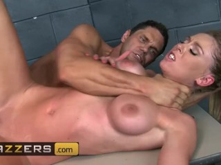 Hannah Montana Porn In Shower Brazzers - Slutty Cop Brynn Tyler Loves To Abuse Her Power, Big