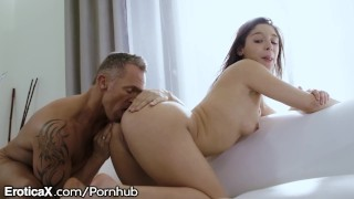 EroticaX Big Ass Babe Abella Danger Isn't Cheating But Exploring!
