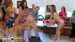 BANGBROS - Jada Stevens, Diamond Kitty, Alexis Fawx and Kristina Rose