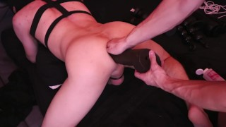 23yo twink dominated/fisted