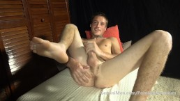 BIG UNCUT RUSSIAN DICK...FINGER FUCK..CUMS TWICE..NICE!!!