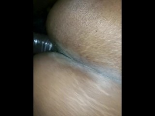 She loves cumming on me and sucked the cum out of me
