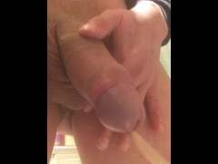 Young bwc pissing