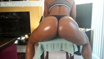 Oiled up with my toy (teaser)