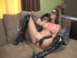 Amateur milf anal creampie catwoman fantasy, kink masturbate mom mother catwoman batgirl