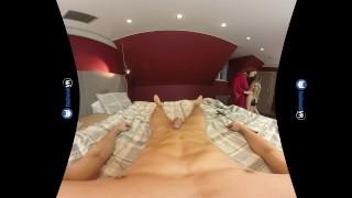 Pov threesome part reality compilation virtual  badoinkvrcom big ffm