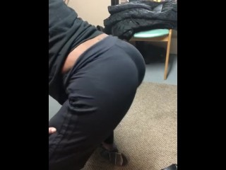 Goofy but Nice ass