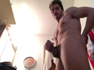 Horny fap