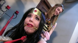 Wonder Woman Broken by Sorceress Circe, Part 1 of 2