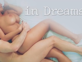 Fly girls full porn movie in dreams: brooklyn chase sensual sex with creampie -laz fyre, big boobs butt big cock mom mother sensual