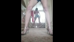TEASE VID -just joined - dancing, teasing, feeling sexy, your Vanda xoxox