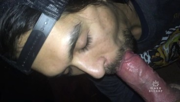 Bareback Skater Gives Maxx Cum Facial and Creampie