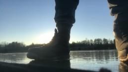 Warm piss on a frozen lake.