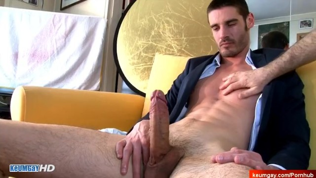 John holmes gay porn film In suit salesman gets filmed horny for porn in spite of him