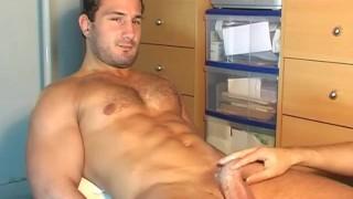 Porn horny gym spite for of him filmed in guy nextdoor gets jerking hunk