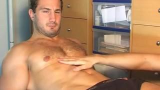 Nextdoor gym guy gets filmed horny for porn in spite of him Hot style