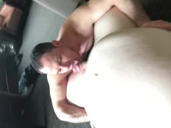 Chub and muscle fuck
