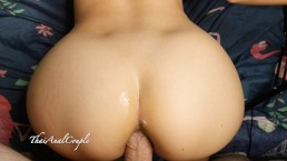 Asian Anal-Only Slut gets her Ass Fucked Till it stays Wide Open