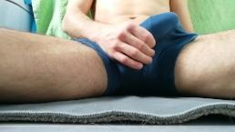 cum in underwear
