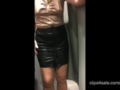 27. December 2018 in KIK changing room