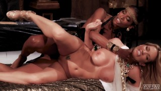 Wicked - Carnal - Scene 5 - Jessica Drake gets plowed by tgirl, BBC & chick